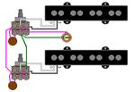 2V2TJAZZBASS回路図